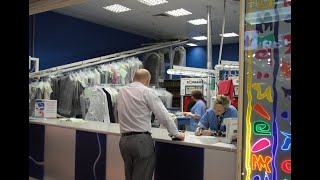 Laundry & Dry Cleaning Business