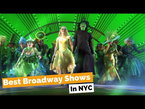 NYC: The Best Broadway Shows
