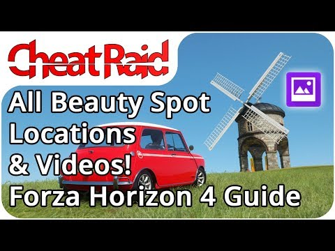 Forza Horizon 4 (PC) Cheats | CheatRaid
