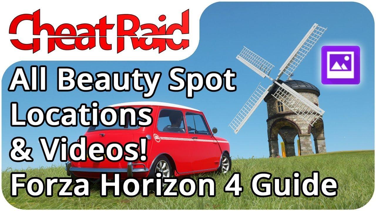 Forza Horizon 4 (PC) Cheats | CheatRaid