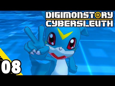 Digimon Story: Cyber Sleuth Part 8 Cop Hater! PS4 Gameplay Walkthrough