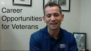 Todd Phillips on Career Trends and Opportunities for Veterans