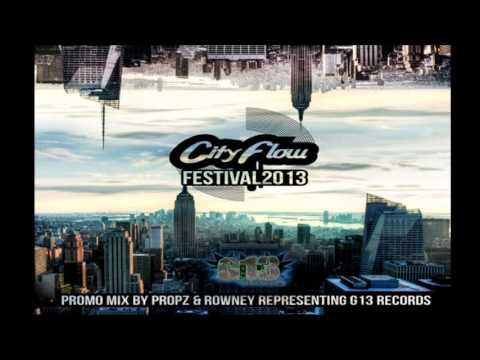 Rowney & Propz - CITYFLOW MIX 2013