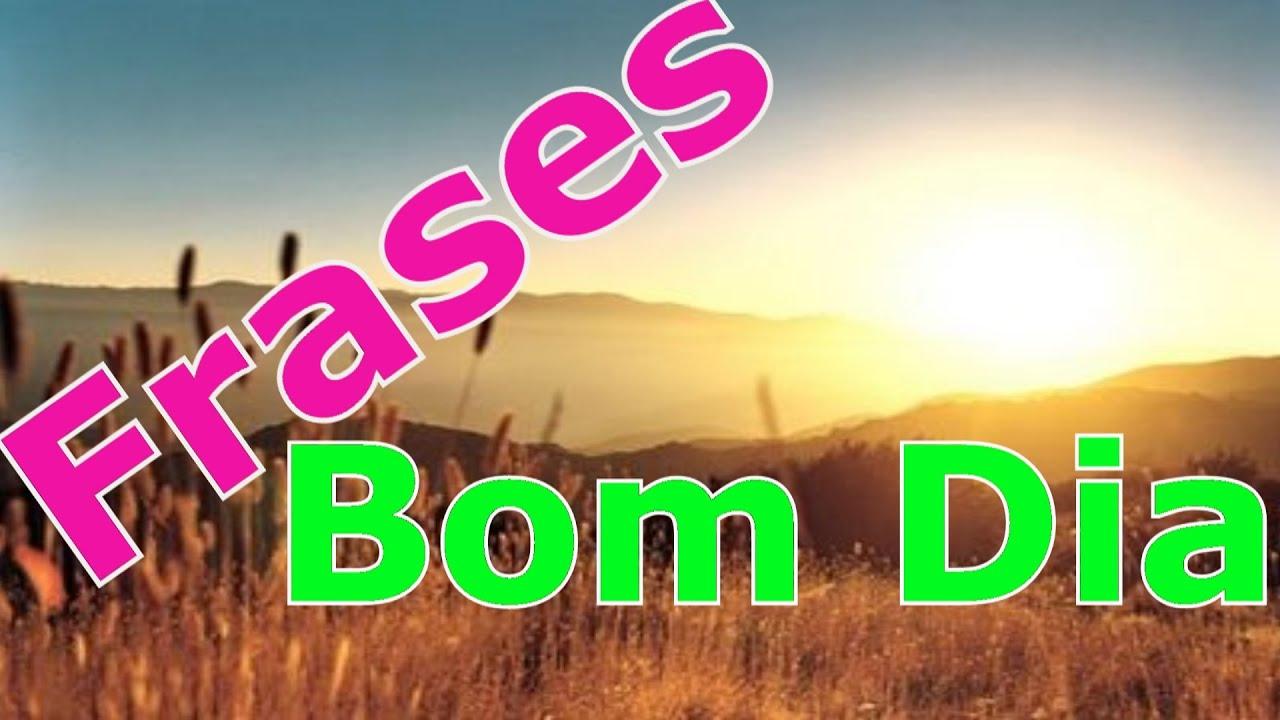 Bom Dia Para Crush: BOM DIA Para Alegrar Sua Manhã # 2