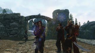 Прохождение Skyrim Association #36. Хранители Хатту
