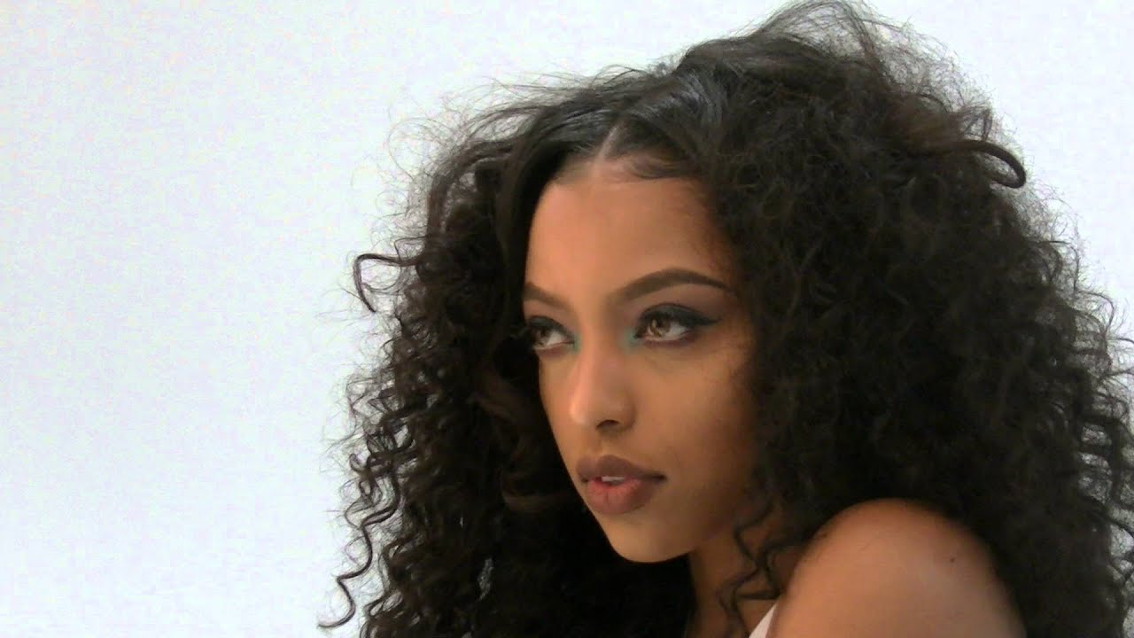 Regal Hair Extensions Photo Shoot Youtube