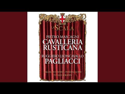 """Pagliacci, Act 1 Scene 2: """"Qual Fiamma Aveva Nel Guardo! … Hui! Stridono Lassu"""" (Nedda)"""