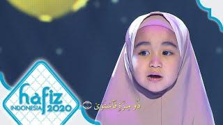 Hafiz Indonesia 2020 | Babak Audisi | Muti'ah 7th. Magelang - Q.s An Najm 1-16 [22 April 2020]