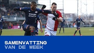 HIGHLIGHTS | FC Emmen - PSV