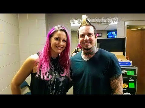 Five Finger Death Punch Drummer Jeremy Spencer Claims to Be The Best Dancer in the World