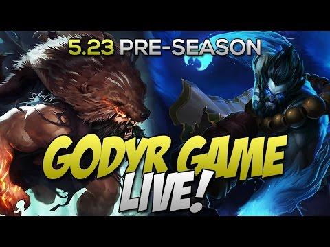 5.23 Godyr Live Game | My Way??