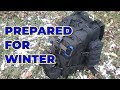 Cold Weather Winter Survival Bug Out Bag