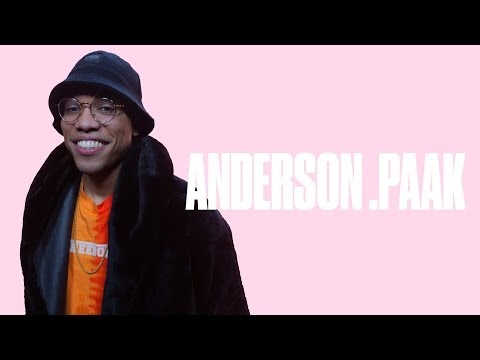 Anderson .Paak remembers the first time meeting Mac Miller and his strong, positive personality