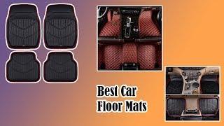 3 Best Car Floor Mats