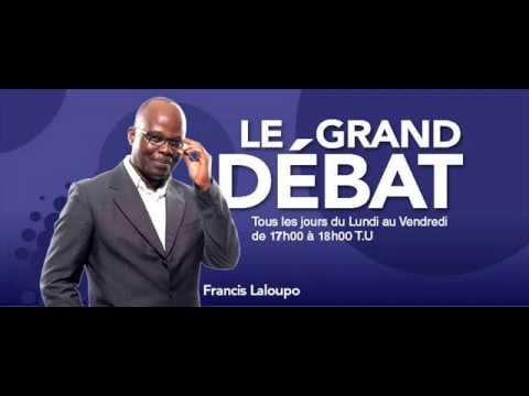 Africa 1 : Le grand débat du mardi 30 avril 2013