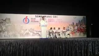 PAP's Vikram Nair on LKY speech