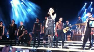 Речь Мадонны на московском концерте | This Madonna concert in Moscow(07.08.2012., 2012-08-07T22:09:37.000Z)