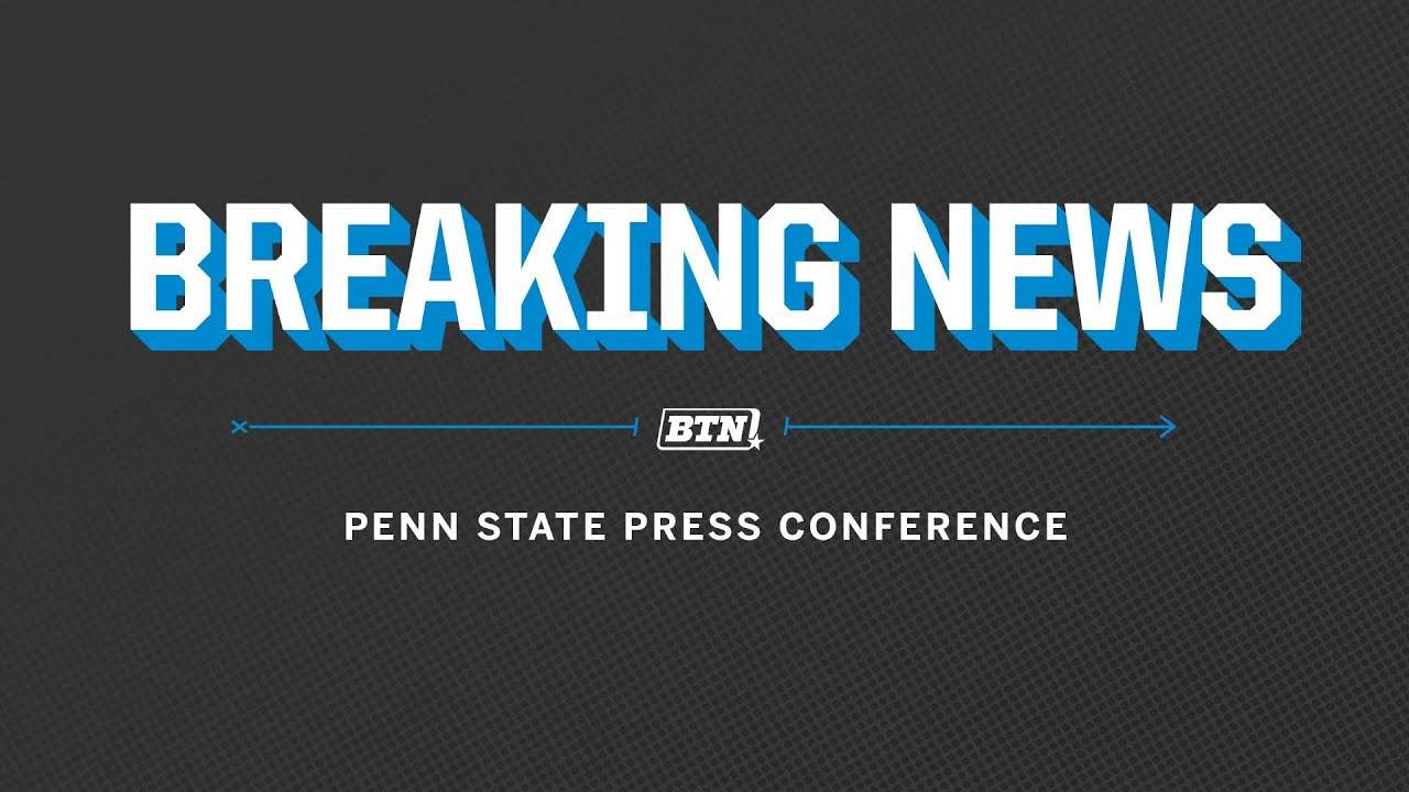Penn State AD Sandy Barbour Addressees the Resignation of Basketball Coach Pat Chambers