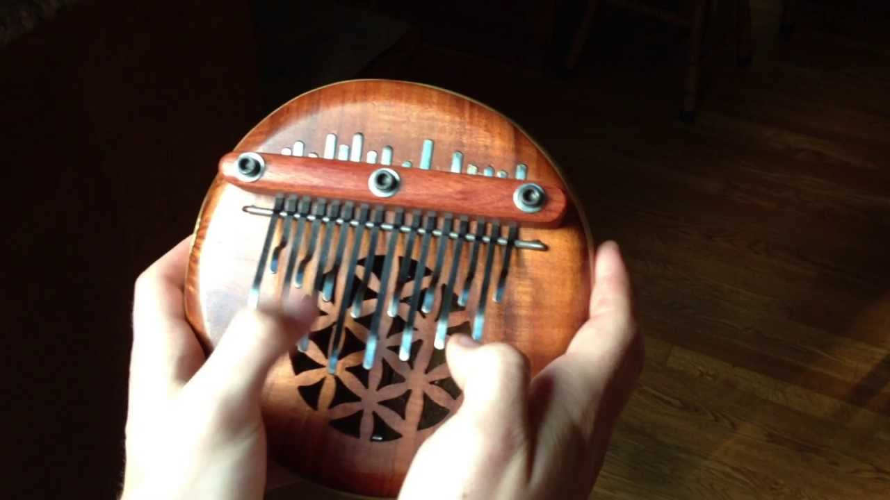 Lord Of The Rings Kalimba