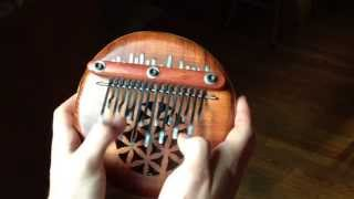 Kalimba - Lord of the Rings (Test)