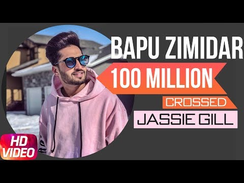 Bapu Zimidar | Jassi Gill | 100 Million | Celebration | Speed Records