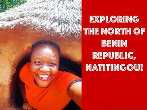 Travel Benin Republic: Exploring the waterfall and Tata Sombas in Natitingou #ZeeGoes