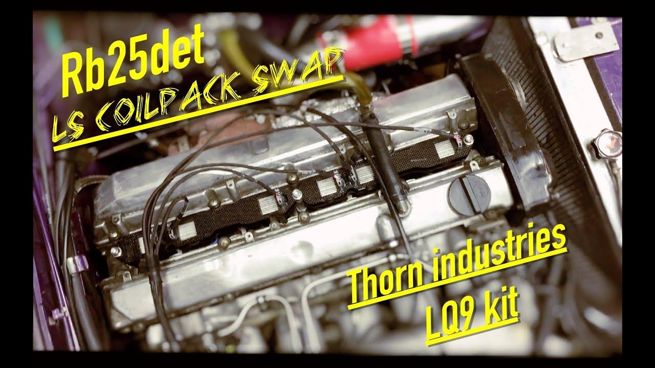 wiring specialties thorn industries rb25 ls coil pack swap  [ 1280 x 720 Pixel ]