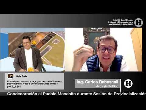 HECHOS ECUADOR CON