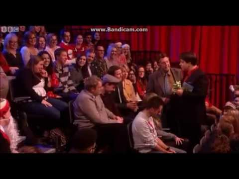 Girl With Hilarious Laugh On Michael Mcintyre's Show