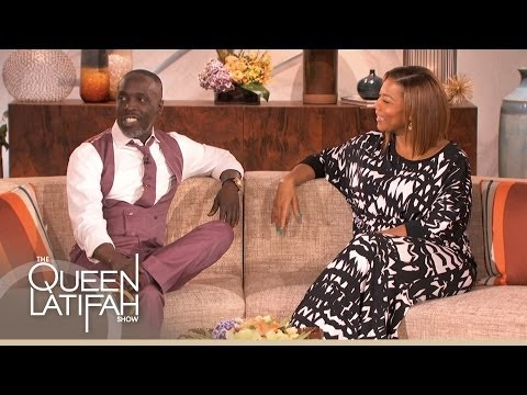 Michael K. Williams, the Dancer | The Queen Latifah Show - YouTube