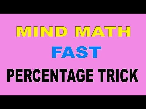 Percentages SSC CGL 2017 / BANK PO : (Shortcuts and Tricks) in Hindi | FunnyCat.TV