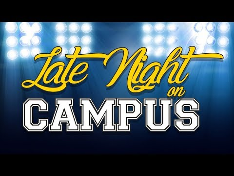 Late Night On Campus | Back From The IFBC In One Piece