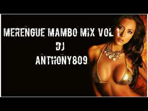 Merengue Mambo Mix Vol 1 (2016) DJ ANTHONY809