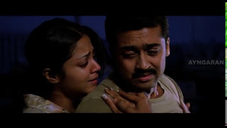 Sillunu Oru Kadhal   Tamil Full Movie Scenes   Bhumika Visits Mumbai   Jyothika meets Bhumika