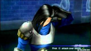Dissidia 012: Duodecim Final Fantasy - vs. Golbez Encounter Quotes