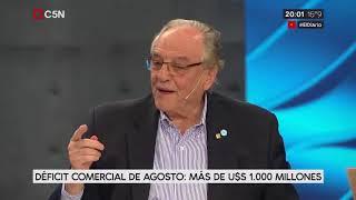 27-09-2017 - nCarlos Heller en C5N - El Diario, con Víctor Hugo Morales