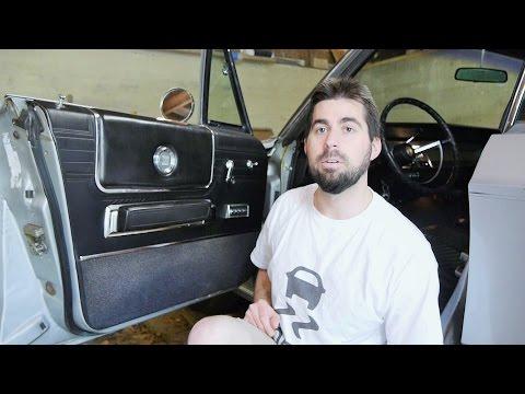 Power Window Repair – 1968 Chrysler 300