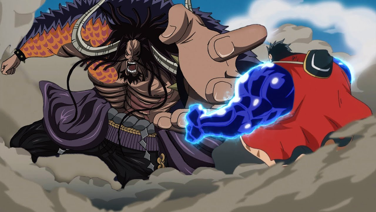 Luffy S New Power Up Against Kaido In Wano One Piece Chapter 914