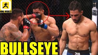 MMA Community Reacts to grueling fight between Rafael Dos Anjos vs Kevin Lee,Nick Diaz on Sage