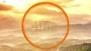Solfeggio  417 Hz ◈ Cleanse Negativity | Pure Miracle Tones …