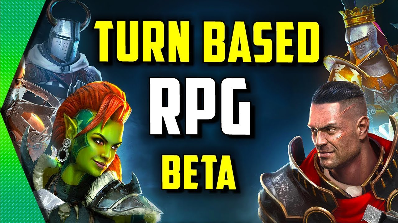 RAID: Shadow Legends - TURN BASED RPG HERO COLLECTOR BETA | MGQ Ep  276
