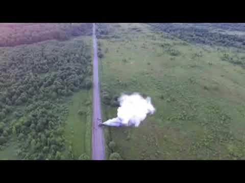 Cloud Generator Weather Engineering Caught On Film