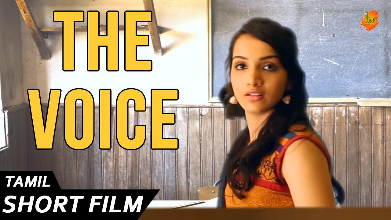 The Voice Tamil - Short Film  A Ten Entertainment -8778