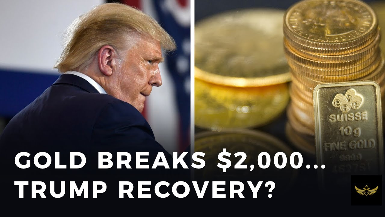 Gold price breaks $2,000. What type of recovery can US & EU expect?