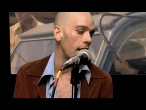 R.E.M. - Bittersweet Me (Official Music Video)