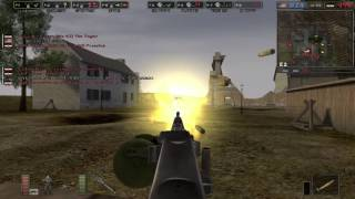 Battlefield 1942 Online 64 player Omaha Beach