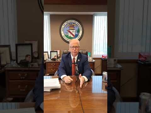 Danbury Mayor Mark Boughton announced that he will be taking a position within Gov. Ned Lamont's administration.