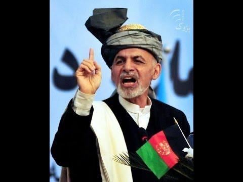 Dr. Ashraf Ghani Ahmadzai Afghanistan Presidential Elections 2014 (Part 2)