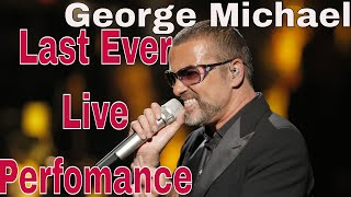 George Michael Last Ever Performance Concert Earls Court October 17 2012 Symphonica (I Remember You)