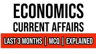 Download Economics Current Affairs (JANUARY - MARCH 2019) for BANK Exams | SSC | PSC's | Railway Mp3 and Videos